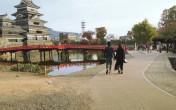 orangeの舞台松本市で表紙の写真をとってみる 〜4巻編〜