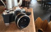 Flektogon 35mm F2.8 ツァイスのマクロもいける広角レンズ