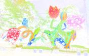 【アートフィルター活用術】ウォーターカラーの説明と使い方 ~ハイキー水彩フィルター~